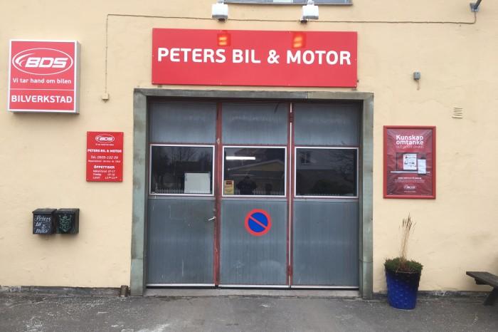Peters Bil & Motor